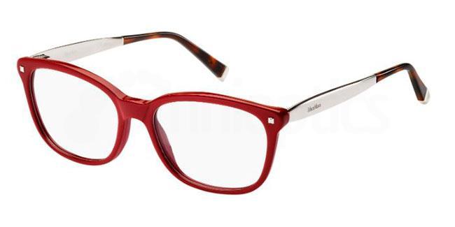 UUA MM 1278 Glasses, MaxMara Occhiali