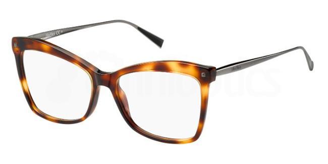 OQB MM 1288 Glasses, MaxMara Occhiali