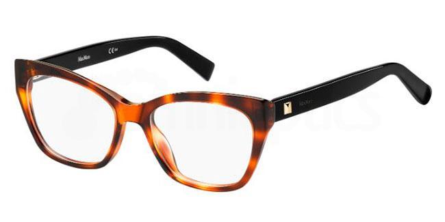 581 MM 1299 Glasses, MaxMara Occhiali