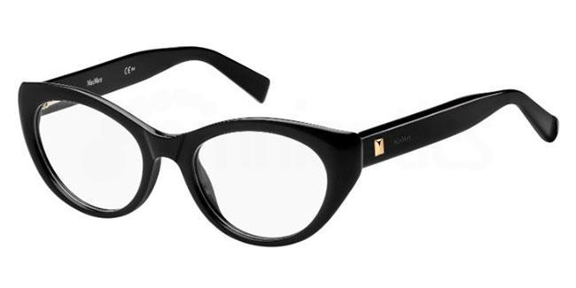 807 MM 1300 Glasses, MaxMara Occhiali
