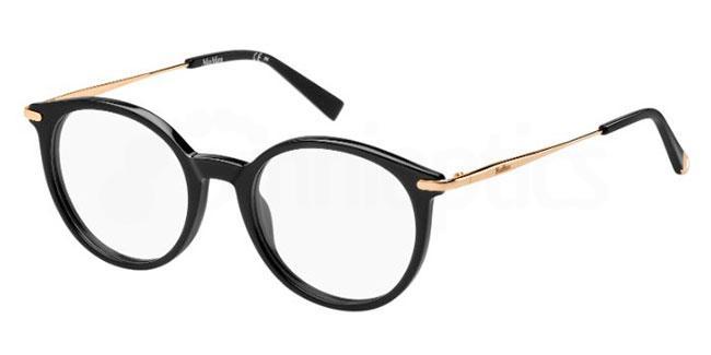807 MM 1303 Glasses, MaxMara Occhiali