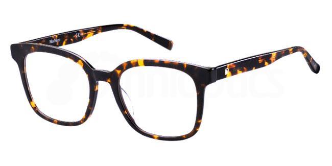 581 MM 1351 Glasses, MaxMara Occhiali