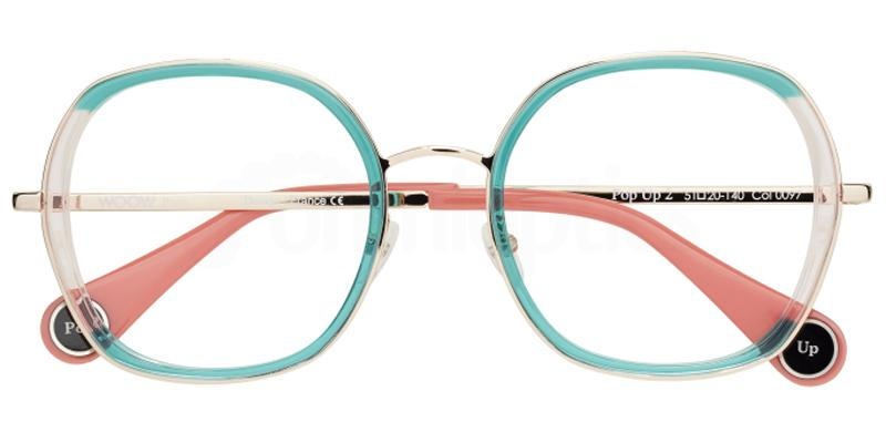 0097 POP UP 2 Glasses, Woow