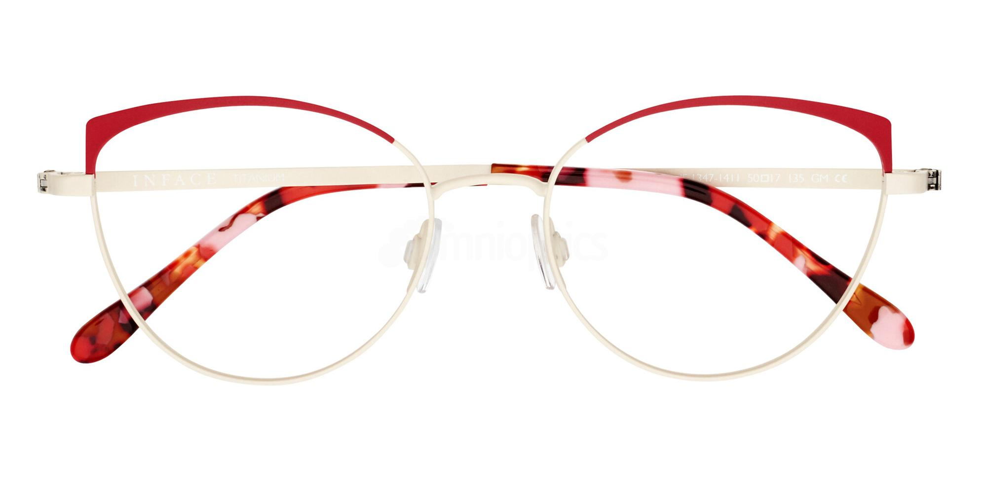 1411 IF1347 Glasses, Inface in Love