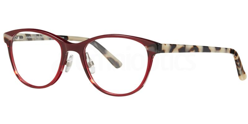 4122 3600 - 1 with nosepads Glasses, ProDesign Denmark