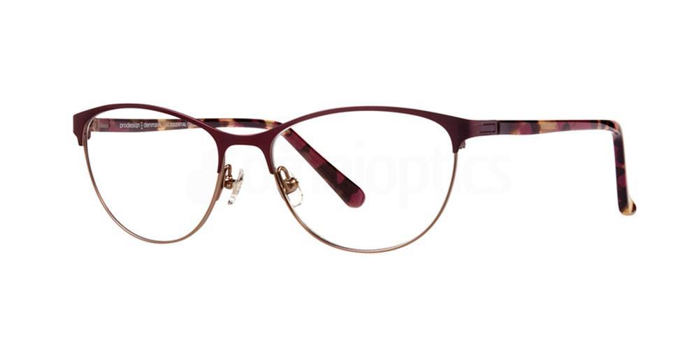 3821 3135 Glasses, ProDesign Denmark