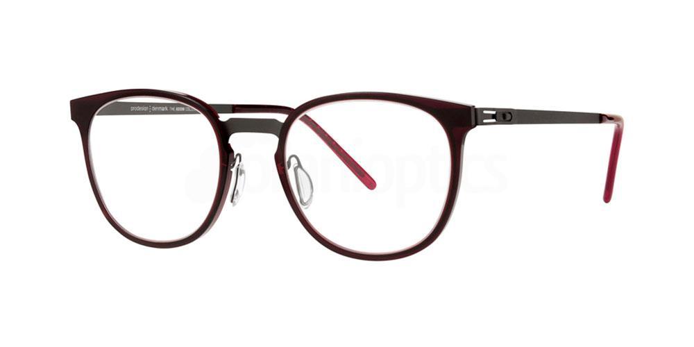 5022 6514 Glasses, ProDesign Denmark
