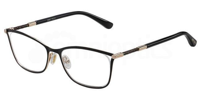 J6H JC134 Glasses, JIMMY CHOO