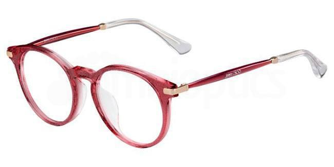 QAU JC152 Glasses, JIMMY CHOO