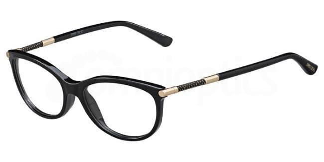 29A JC154 Glasses, JIMMY CHOO