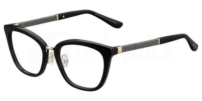 FA3 JC165 Glasses, JIMMY CHOO
