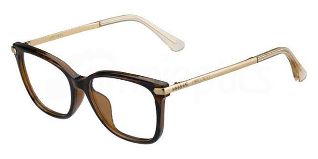 N0K JC174 Glasses, JIMMY CHOO