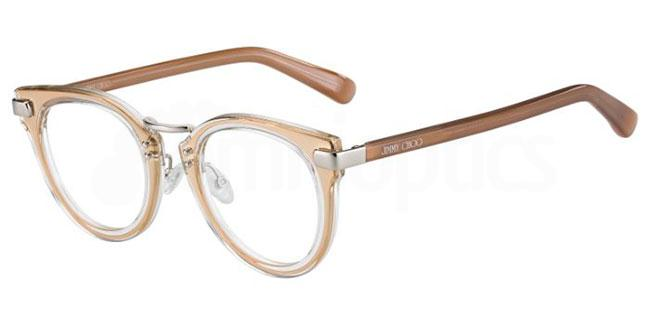 13B JC183 Glasses, JIMMY CHOO