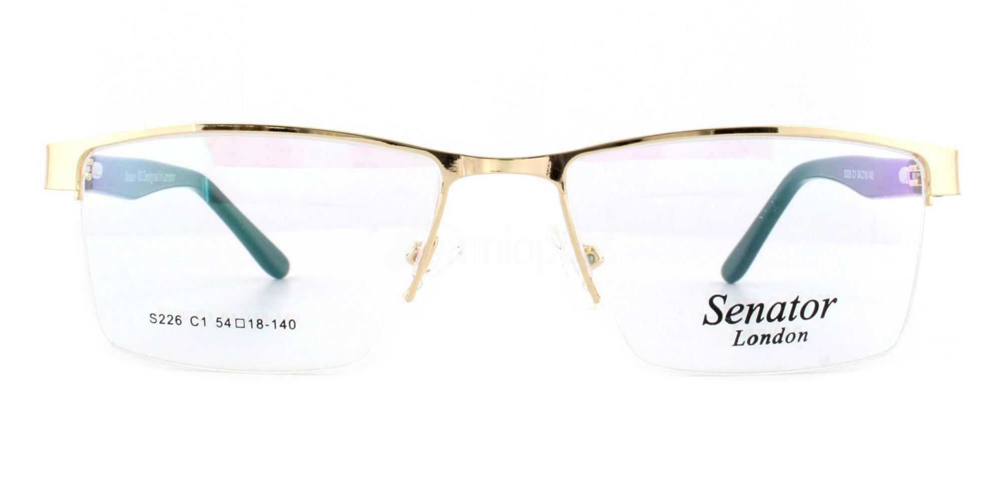 C1 SENATOR 226 Glasses, Senator