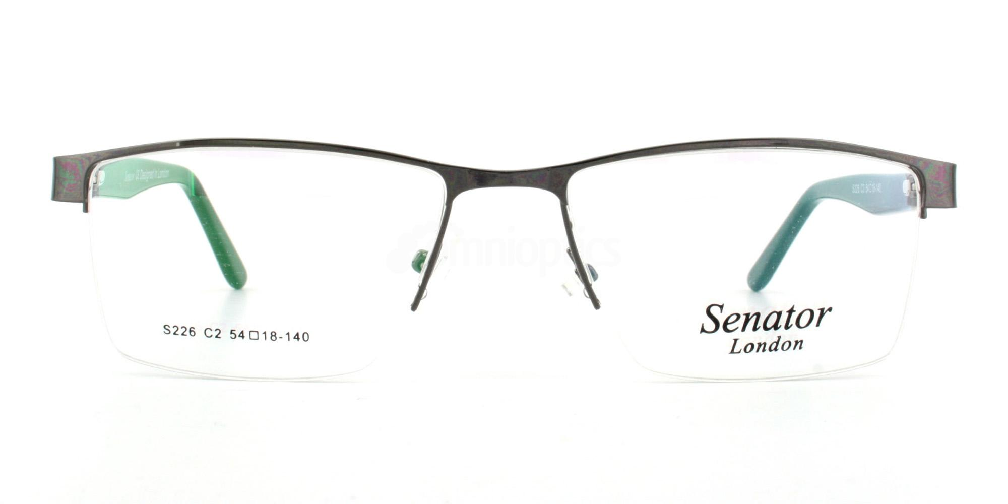 C2 SENATOR 226 Glasses, Senator