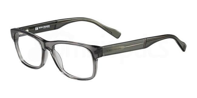 70U BO 0084 Glasses, Boss Orange