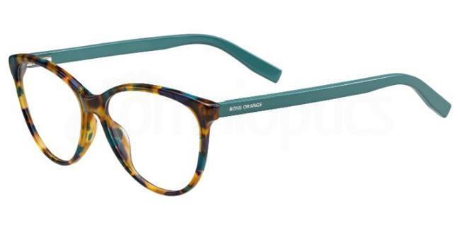 7KQ BO 0202 Glasses, Boss Orange