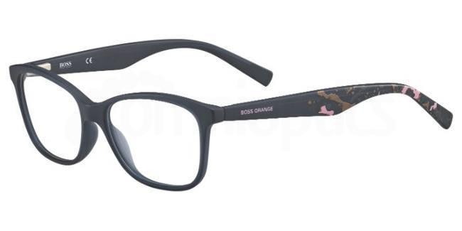 F3B BO 0216 Glasses, Boss Orange