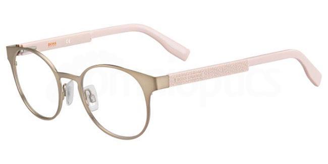 CGS BO 0284 Glasses, Boss Orange