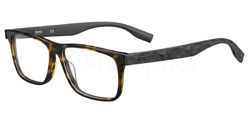 086 BO 0298 Glasses, Boss Orange