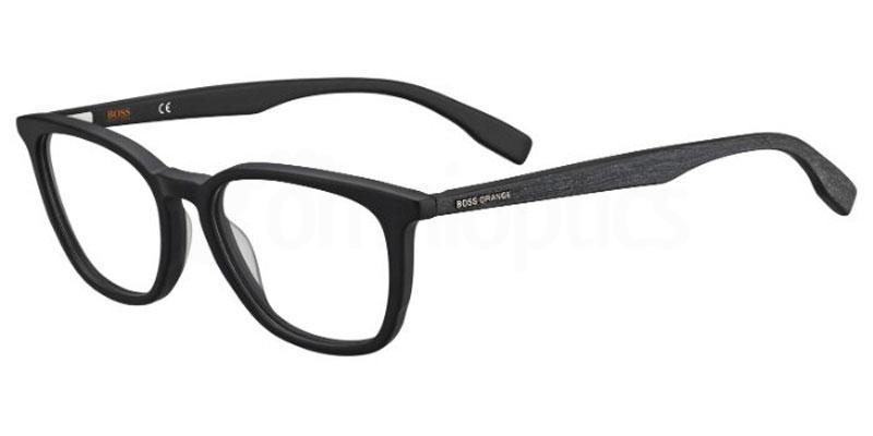 003 BO 0302 Glasses, Boss Orange