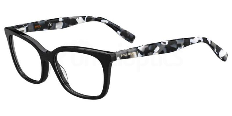 80S BO 0313 Glasses, Boss Orange