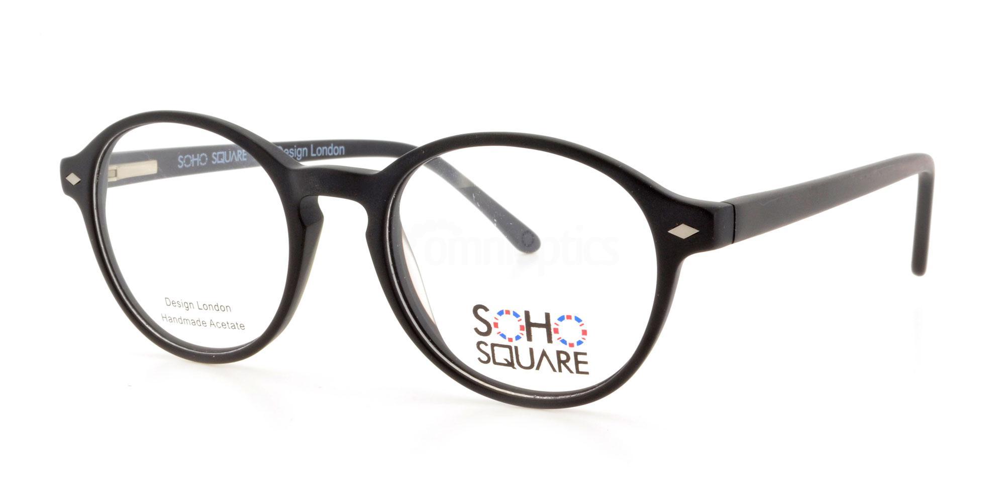 C1 SS 025 Glasses, Soho Square
