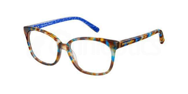 3E4 JU 148 Glasses, Juicy Couture