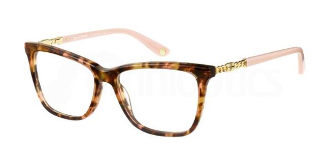0A0 JU 166 Glasses, Juicy Couture