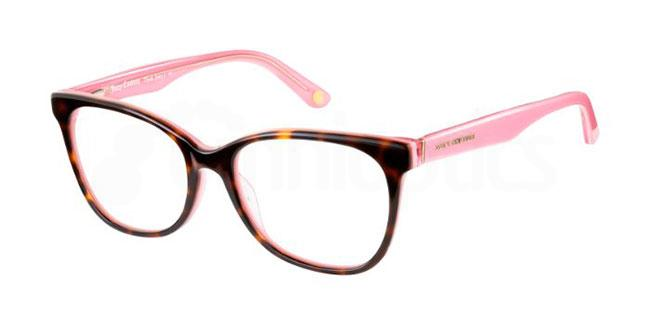 0T4 JU 170 Glasses, Juicy Couture