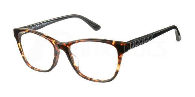 086 JU 185 Glasses, Juicy Couture