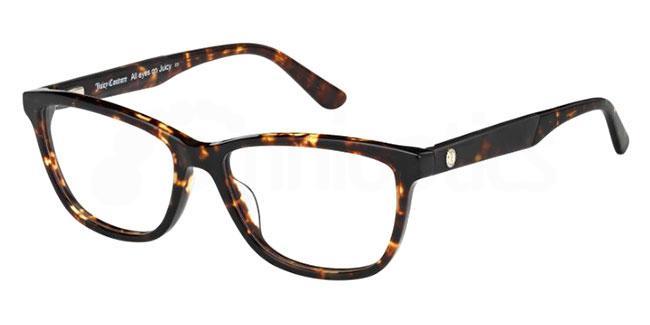 086 JU 187 Glasses, Juicy Couture