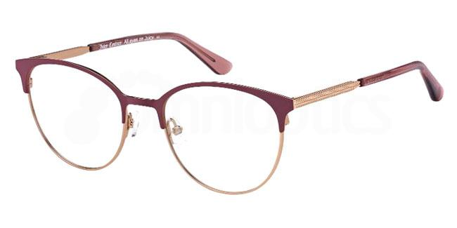 7BL JU 189 Glasses, Juicy Couture