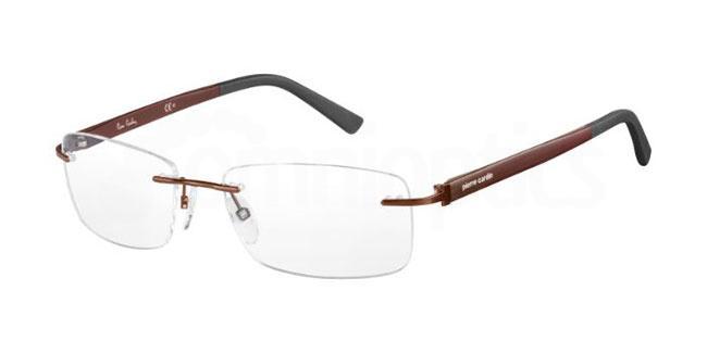 U7J P.C. 6830 Glasses, Pierre Cardin