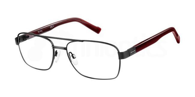 807 P.C. 6837 Glasses, Pierre Cardin