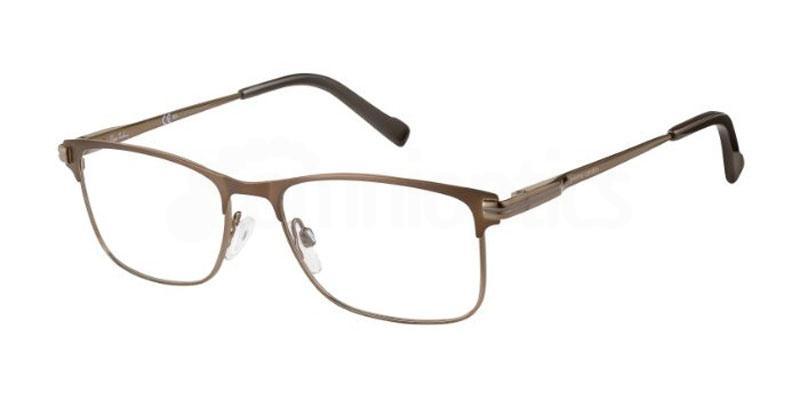 J7D P.C. 6843 Glasses, Pierre Cardin