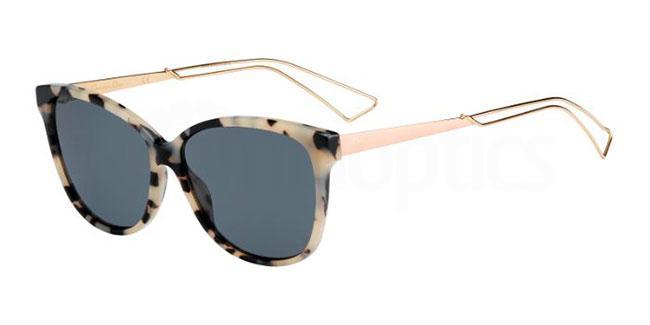 RKA  (BN) DIORCONFIDENT2 Sunglasses, Dior