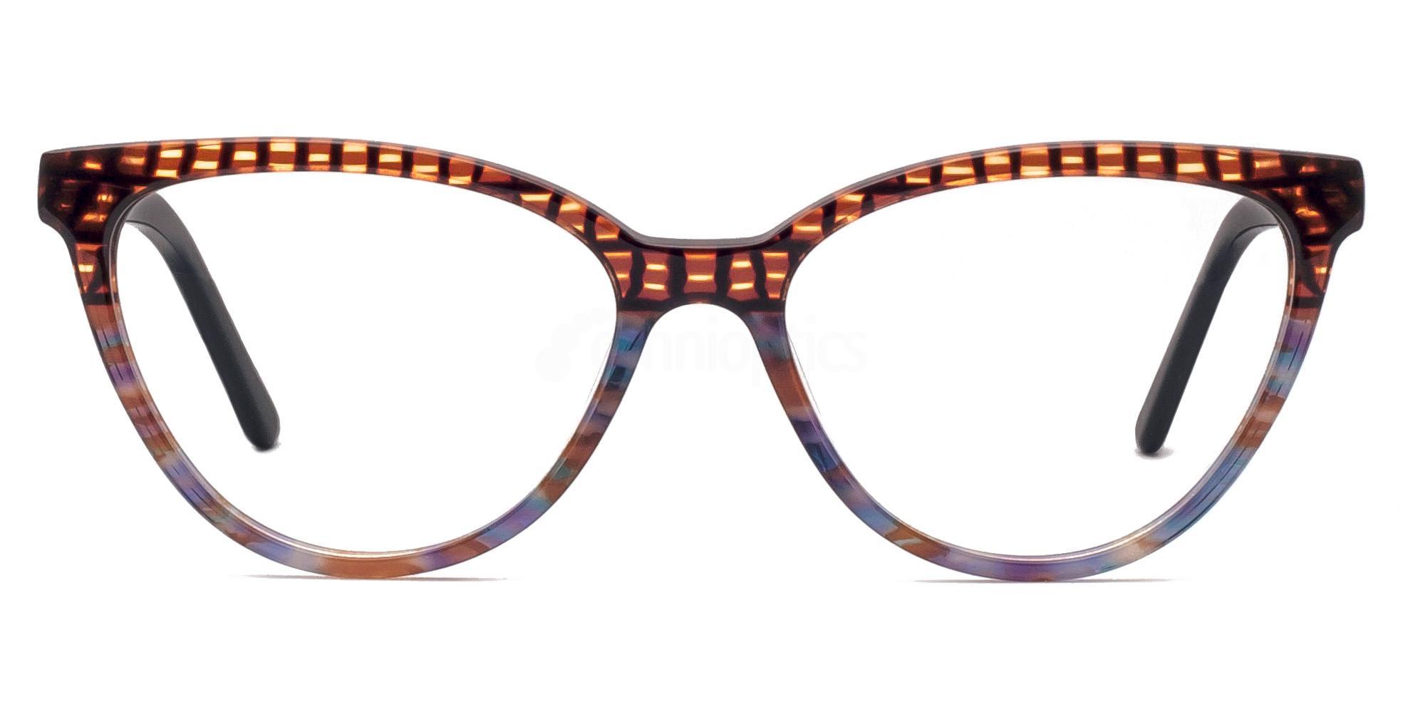 C1 A1935 Glasses, Icon