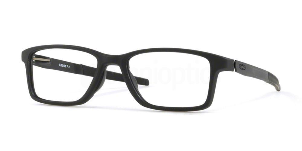 811201 OX8112 GAUGE 7.1 Glasses, Oakley