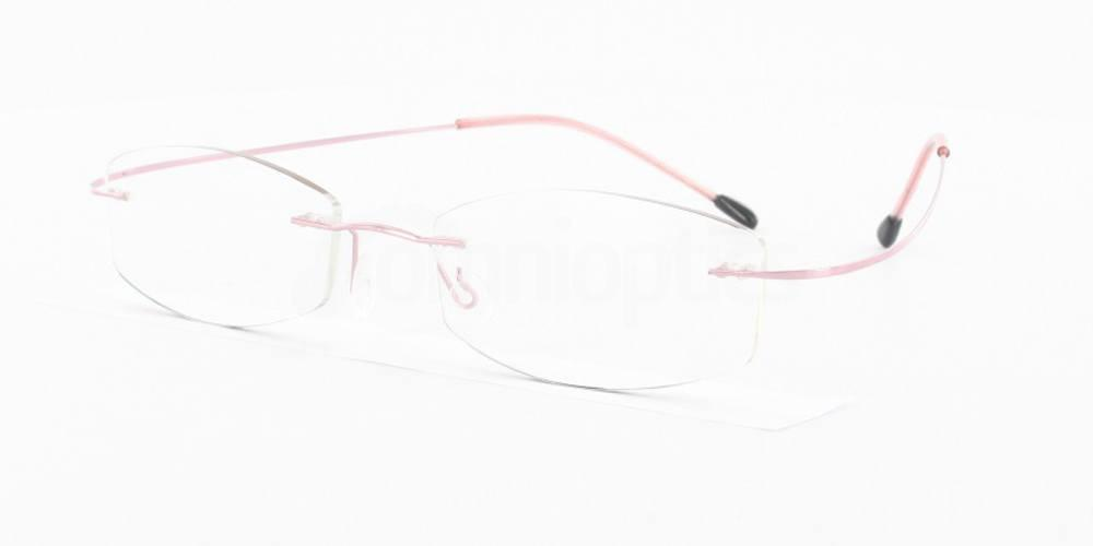 Pink 3829 Glasses, Vista