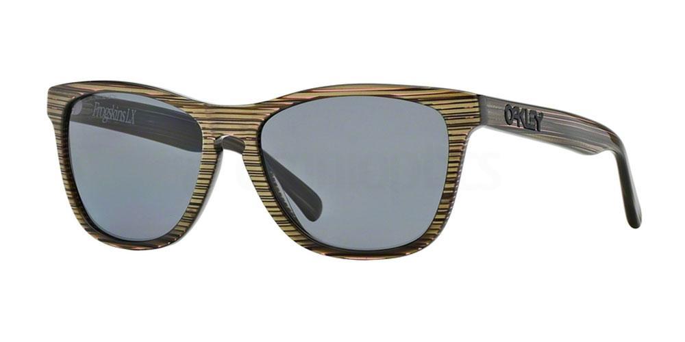 204309 OO2043 FROGSKIN LX (Polarized) , Oakley