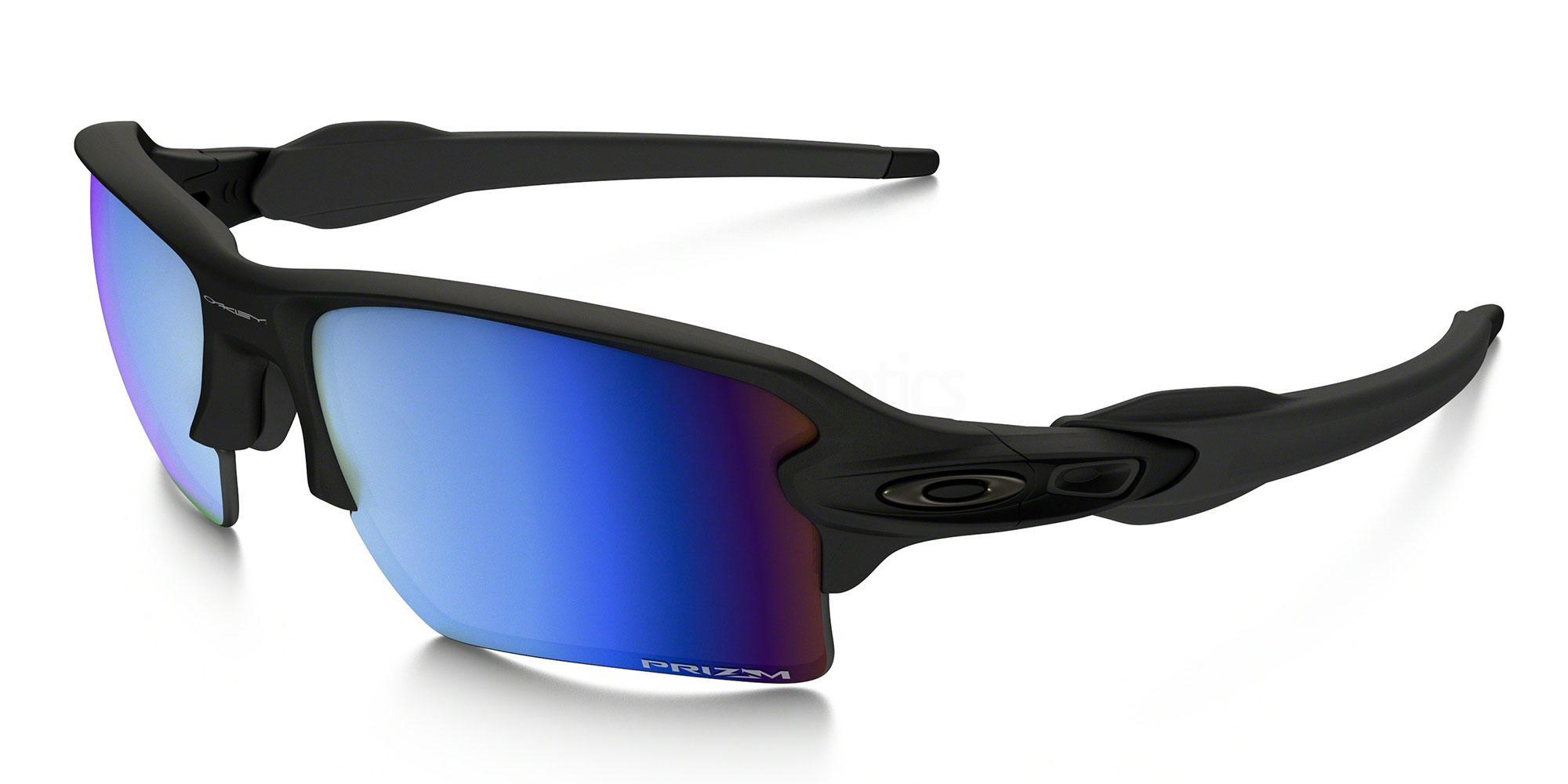 918858 OO9188 POLARIZED FLAK 2.0 XL Sunglasses, Oakley