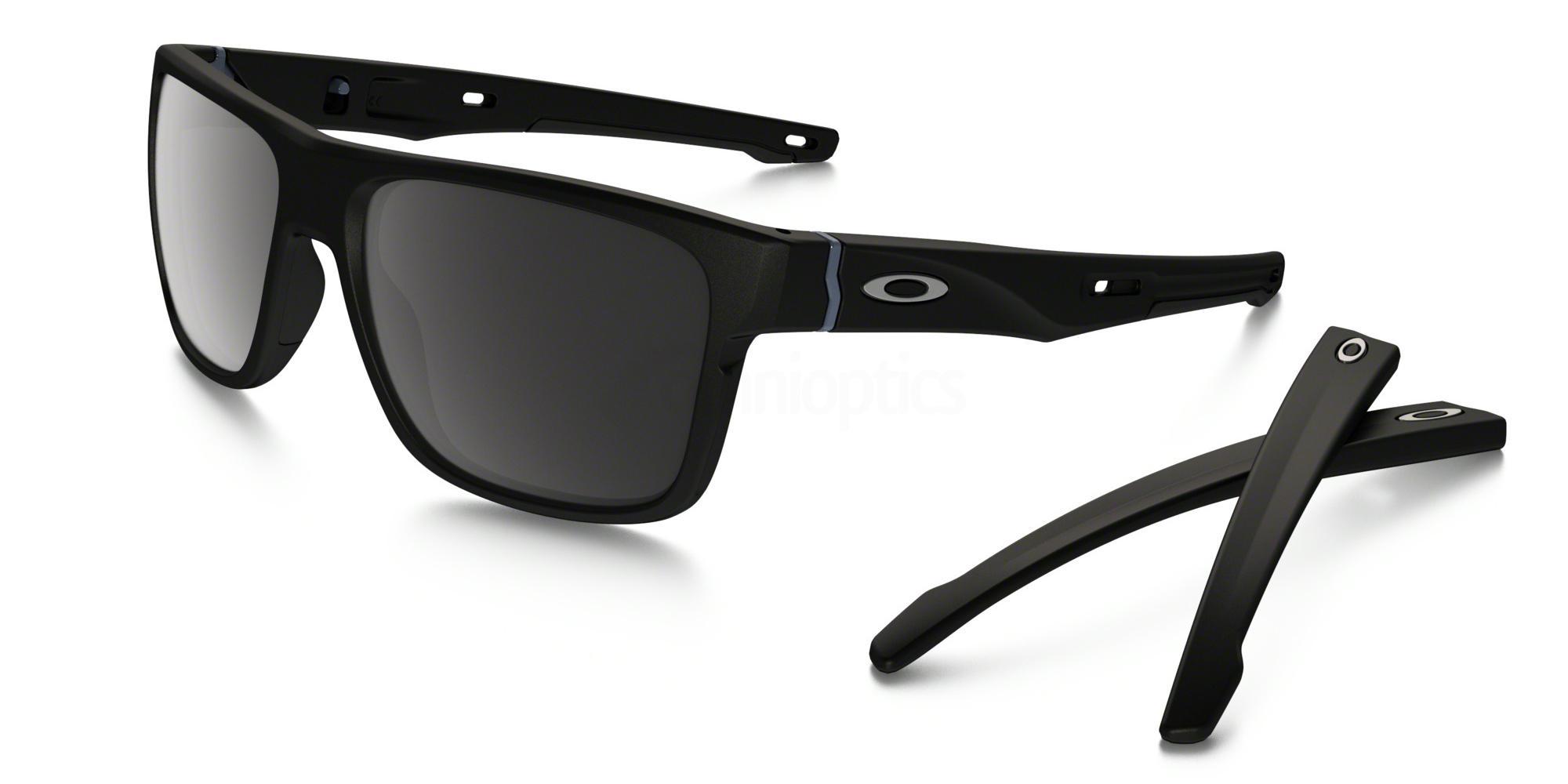 Oakley Crossrange Sonnenbrille Grau AghKThs