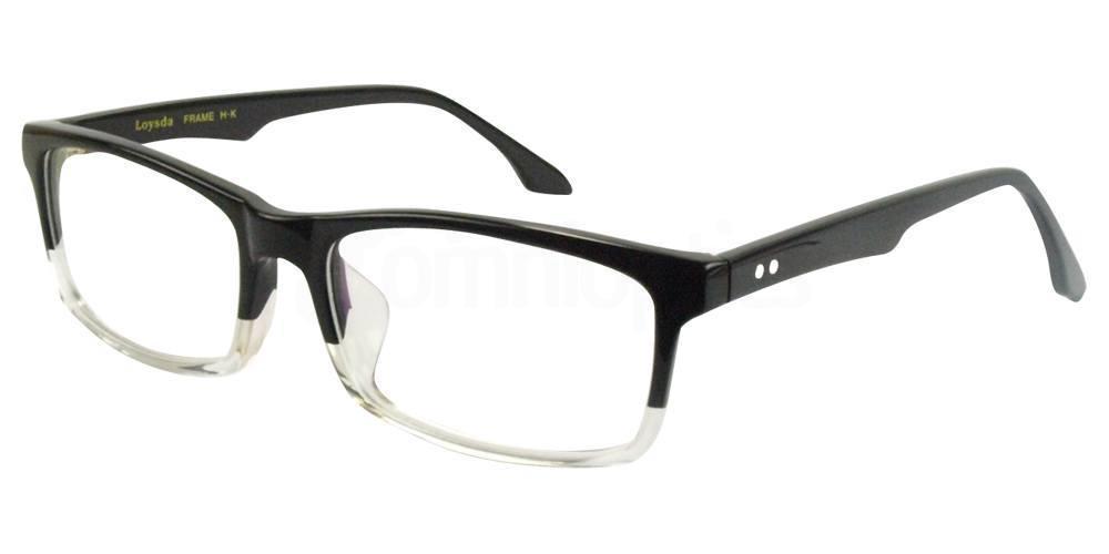Black / Clear 8811 , Hallmark