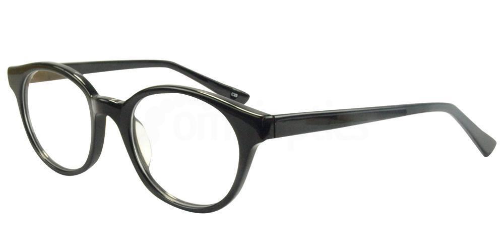C33 BL6289 Glasses, Hallmark