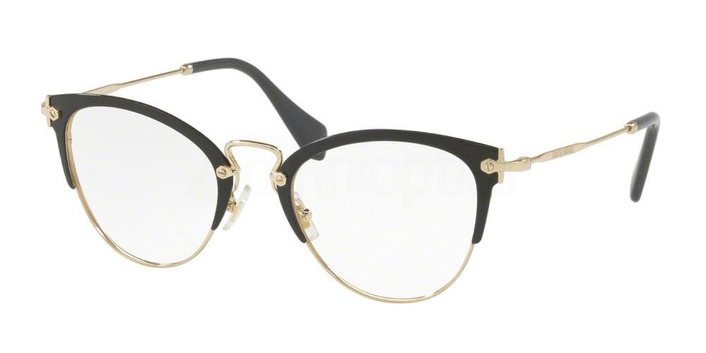1AB1O1 MU 50QV Glasses, Miu Miu