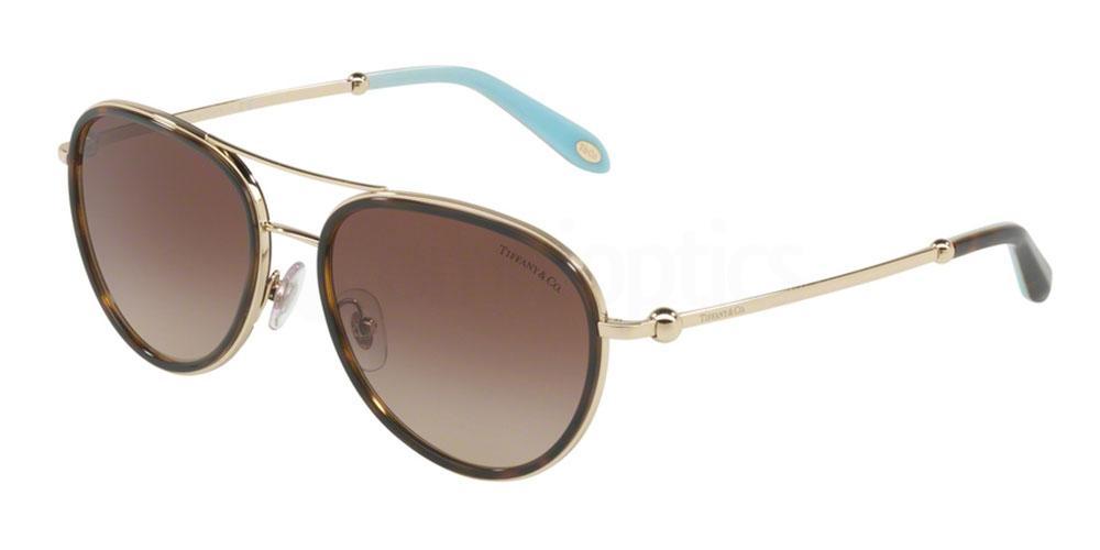 60913B TF3059 Sunglasses, Tiffany & Co.
