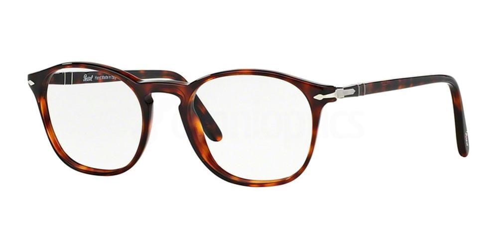 24 PO3007V (1/2) Glasses, Persol