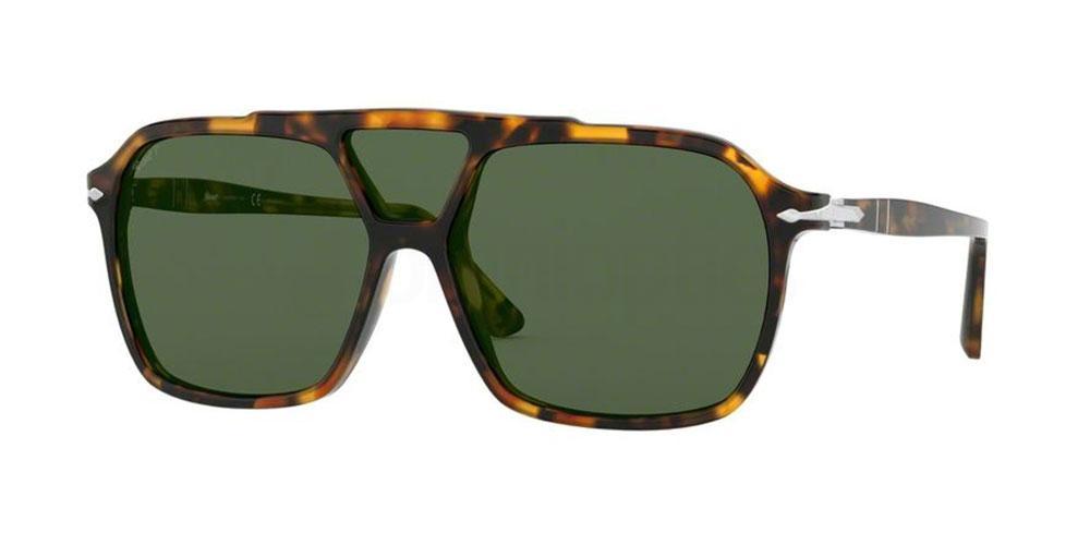 1052P1 PO3223S Sunglasses, Persol