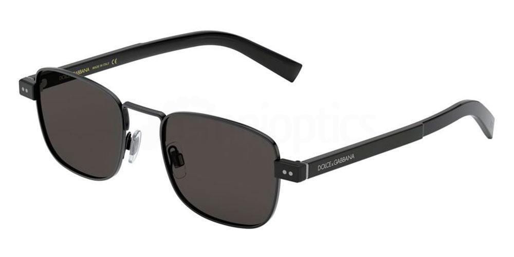 01/87 DG2222 Sunglasses, Dolce & Gabbana